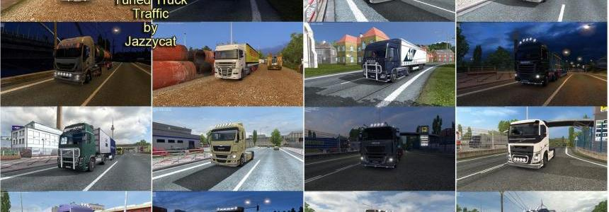 Tuned Truck Traffic by Jazzycat