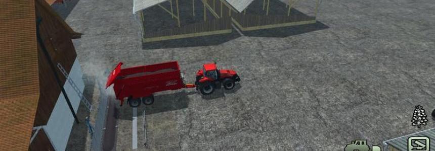 Unloading station yard v1.0