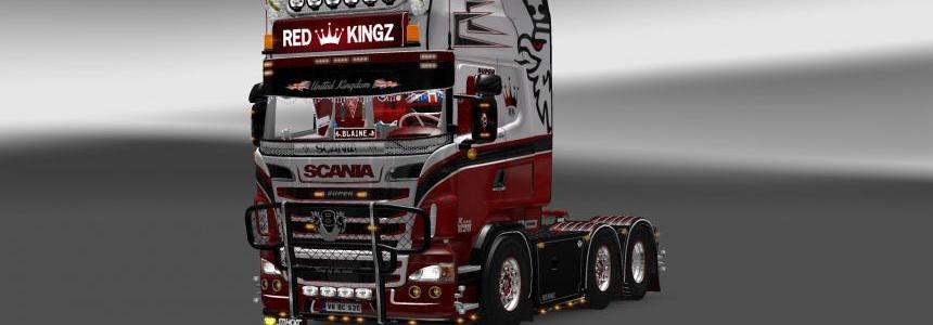 V8K Blaine R620 v2.0
