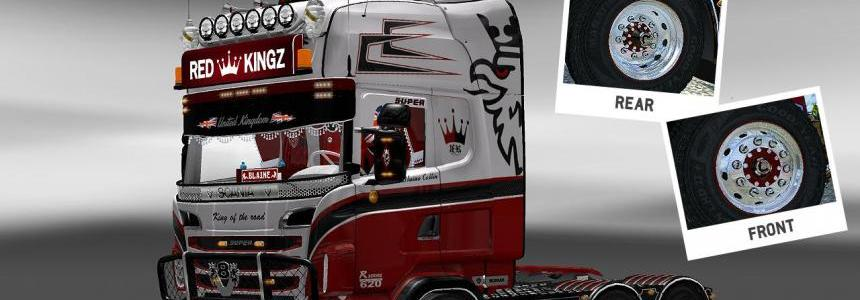 V8K Scania Wheels v2.0