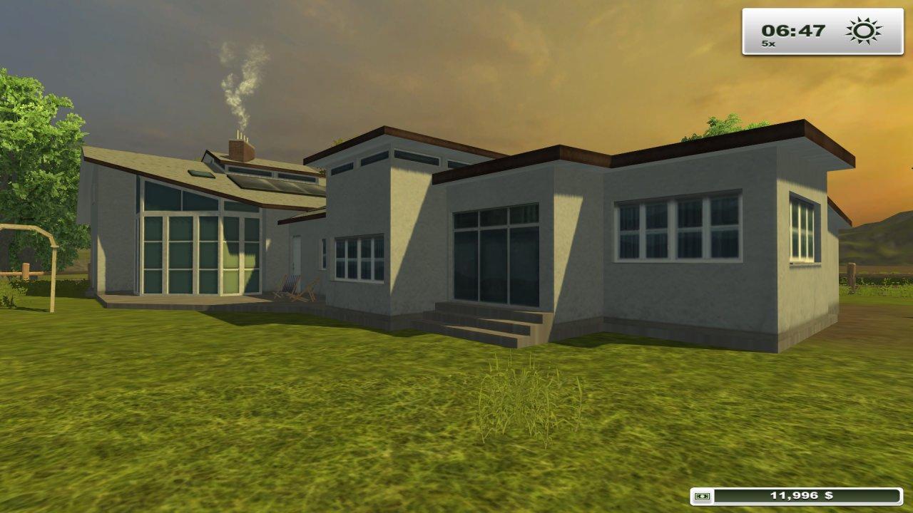 Farm simulator 2014 building mods autos post for Home building simulator
