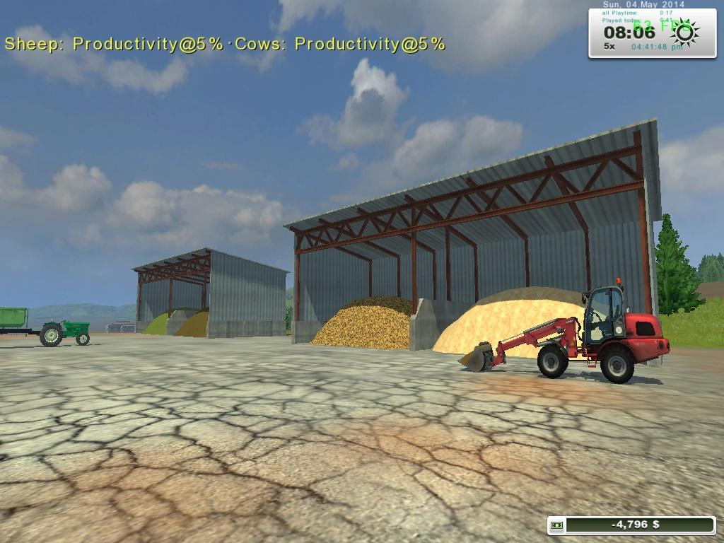 Straw Grass silage and manure buyable - Modhub us