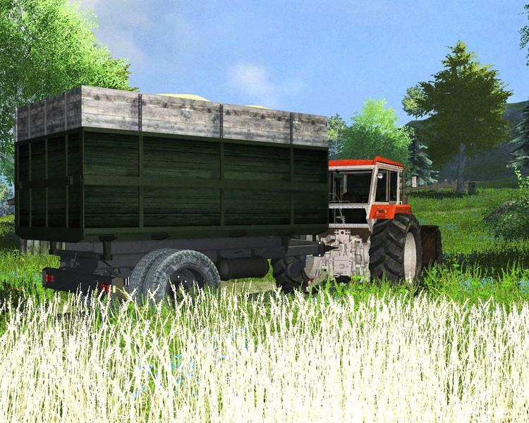 Tipper Truck with building v2.0
