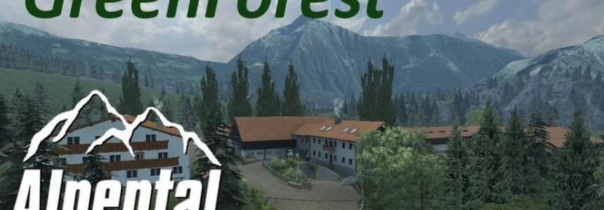 Alpental Green v1.5 forst