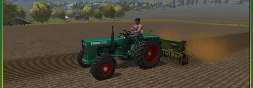 Amazone D1 MultiFruit w/Fertilizer v1.0