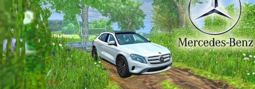Benz 220CDI GLA v1.0