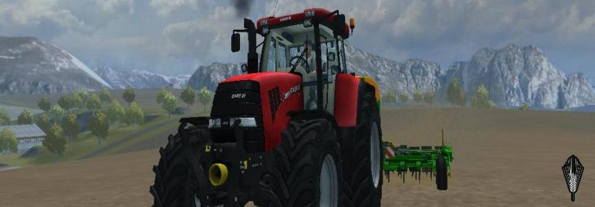Case IH CVX175 More Realistic