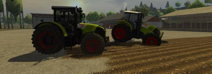 Claas Arion 620 v2.01 MR Fixed