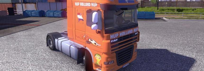 DAF Hup Holland Hup Skin