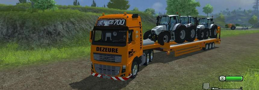 DEZEURE TRANSPORTS TFS13GROUP  v2.0