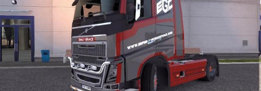 EGC Volvo FH 2012 skin