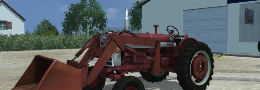 Farmall 560 with Loader
