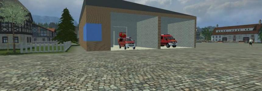 Fire Station v Beta by Fire-Austria