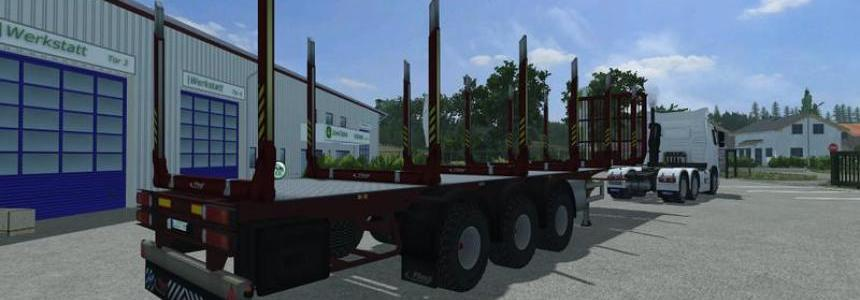 Fliegel Wood Trailer v1.0
