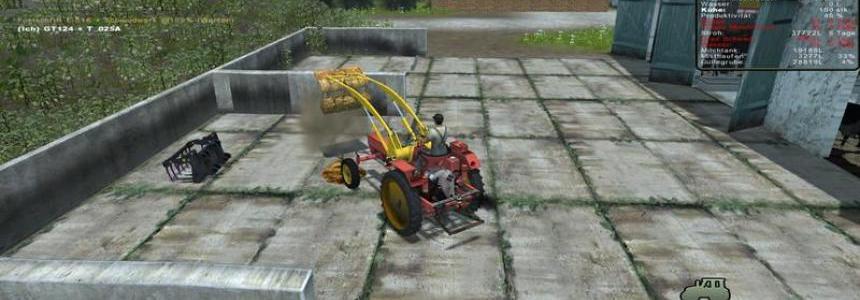 GT124 Tractor v1.0