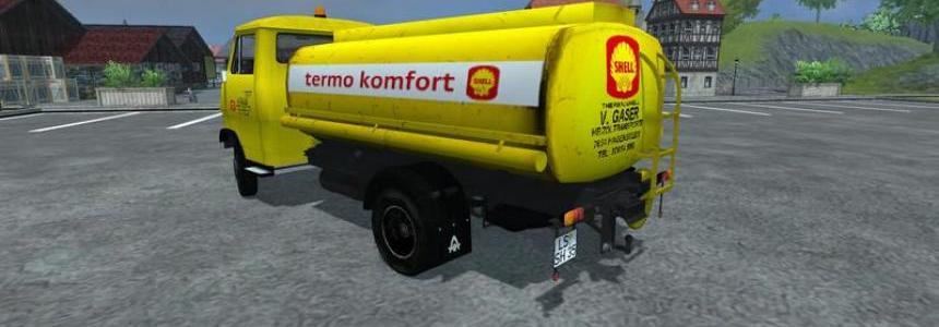 Hanomag F65 Tanker Pack v1.0