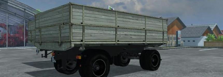 Hanomag F65 Tipper Trailer v1.1.0 MR