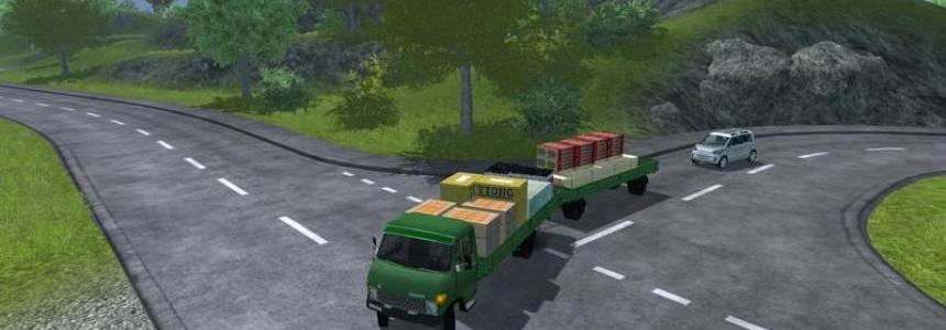Hanomag F65 transport pack v1.0