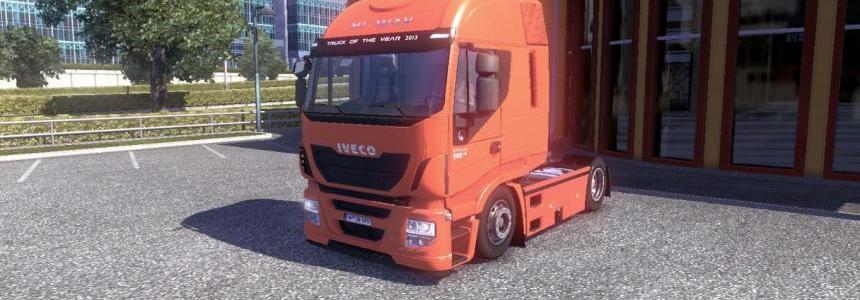 Iveco Hi-Way Low Chassis