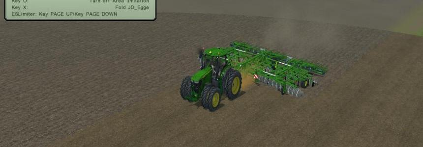 John Deer Grain Cart v1