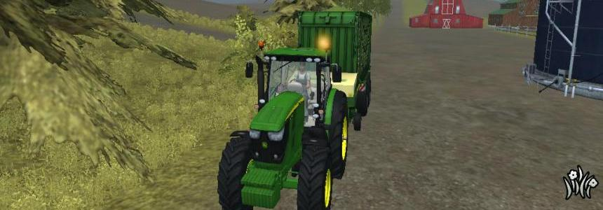 John Deere 6R pack MR V2
