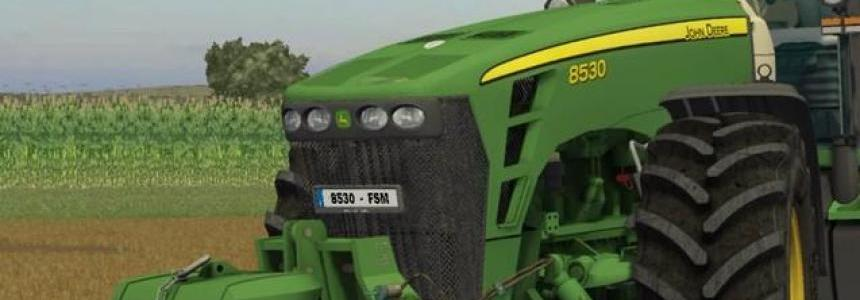 John Deere Front Weight v1.0