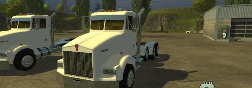 Kenworth T800 Pack Final