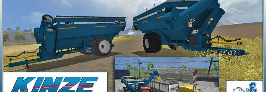 Kinze 1050 MultiFruit Pack V1.0