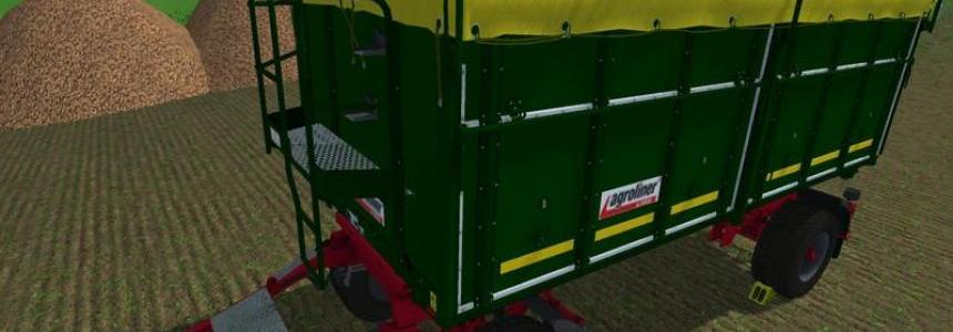 Kroger Agroliner HKD 302 v8.0 mr