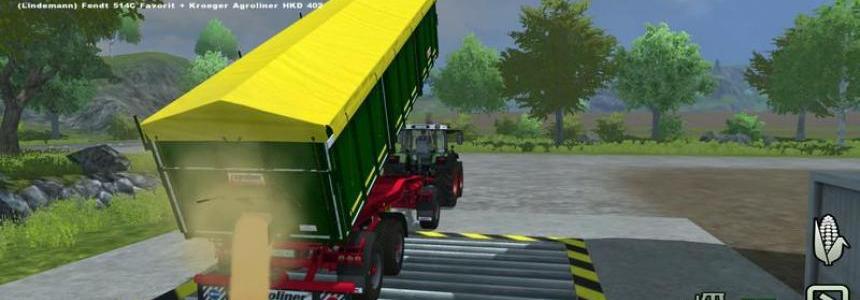 Kroger HKD 402 Agroliner v6.0