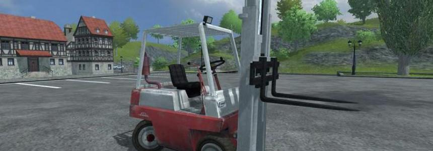 Linde forklift package with pallet v1.0