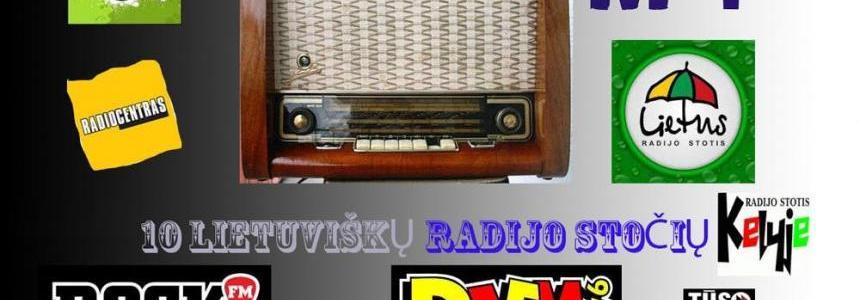 Lithuanian Radios v1.0
