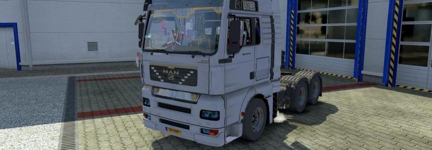 MAN TGA Truck v3.0