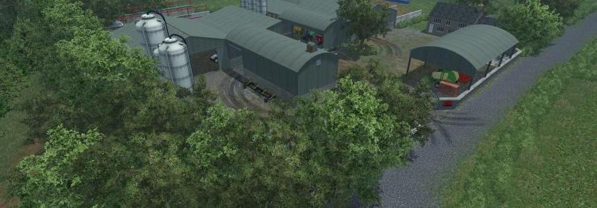 Map Mania Tapton Grove Farm