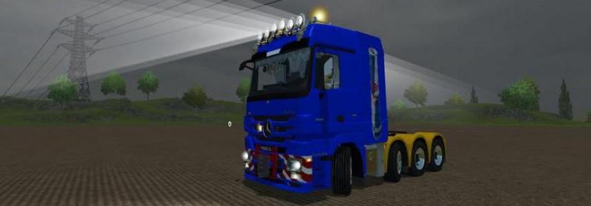 MB Actross Mp3 heavy duty v1.0