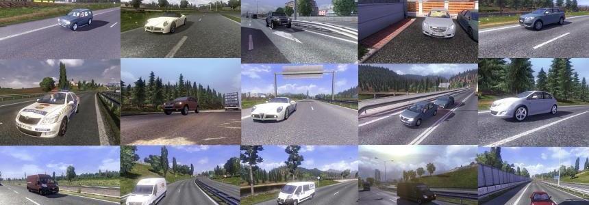 Mega AI Traffic Mod v3.7.1