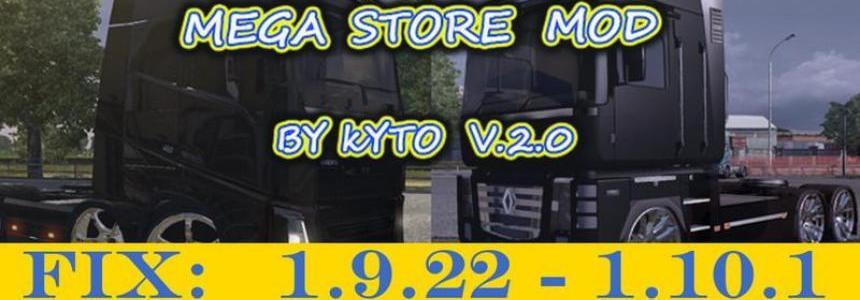 Mega Store v2.1 Fix