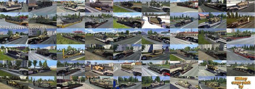 Military cargo pack by Jazzycat v1.5