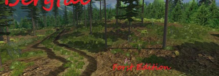 Mountain valley forest Edition v1.0