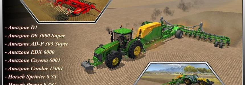 MultiFruit/Fertilizer Seeder Pack V1.0