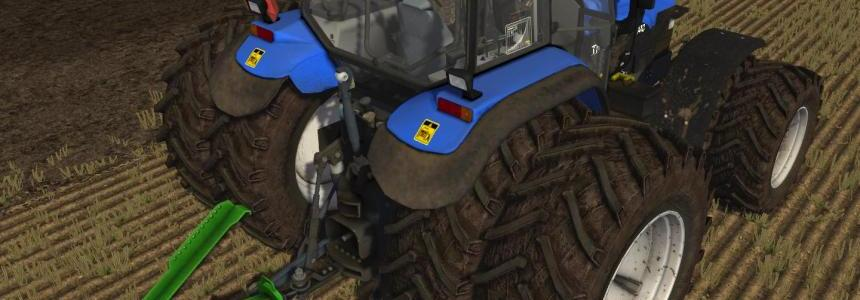 New Holland TM150 v1.0 MR