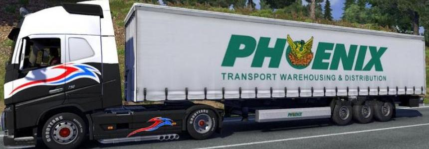 Phoenix Transport trailer 1.10.1.7 version