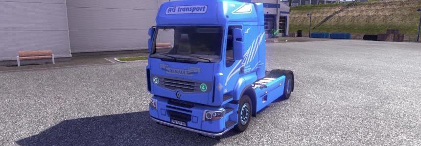 Renault Premium AG Transport