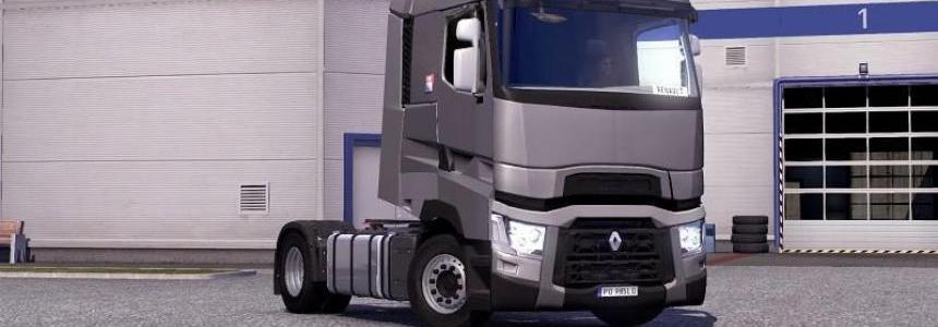 Renault Range T v1.10.x
