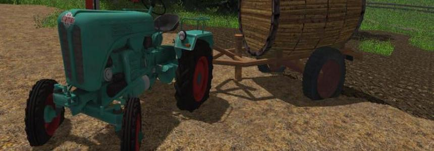 Retro Liquid manure v1.0