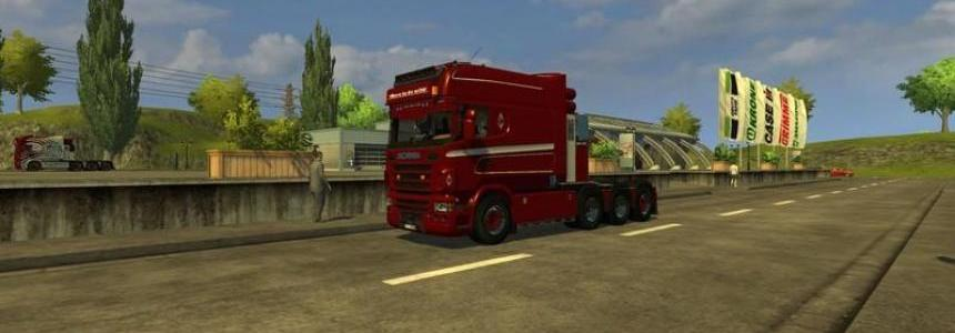 Scania Longline heavy duty v1.0