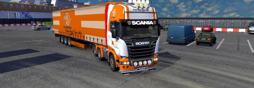 SCANIA POS INDONESIA