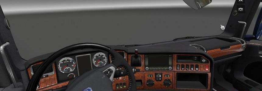 Scania R09 V8 Interior