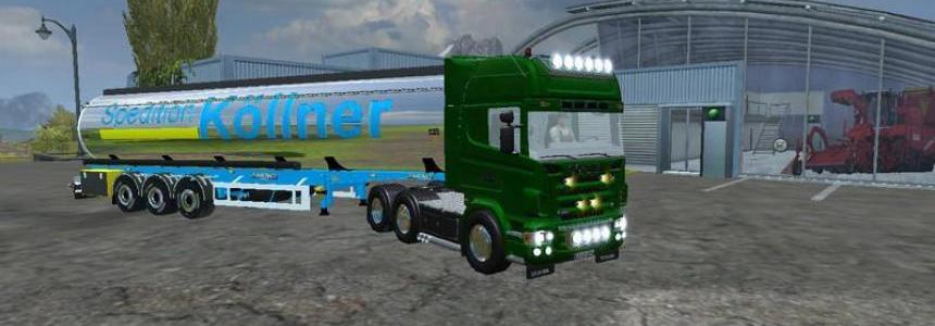 Scania R620 v1.0 Green
