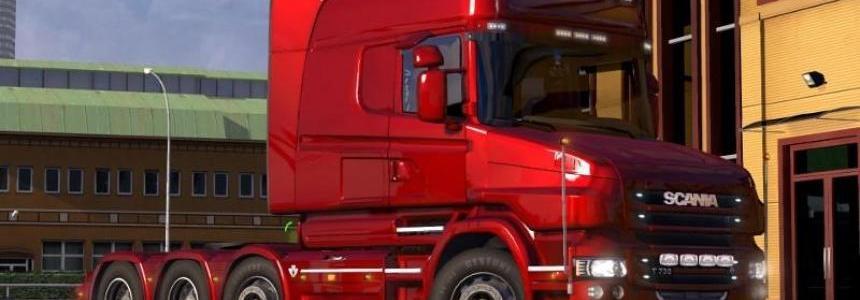 Scania T Mod v1.10